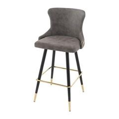 963바체어 인테리어 디자인 골드 바 의자