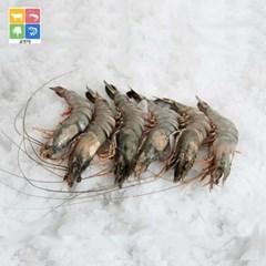 [고프다] 블랙타이거 새우 500g (30미,20미,15미)