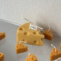 치즈 캔들 4scent