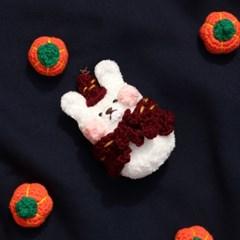 레이지띵 할로윈 뜨개 에어팟 케이스