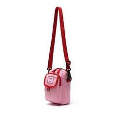 데이라이프♥비피비 미니멀 포켓 크로스백 (핑크)