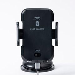유에너스 자동 무선고속충전 거치대 UWC-Q2000