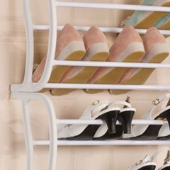문걸이 신발정리대 24켤레용 1개