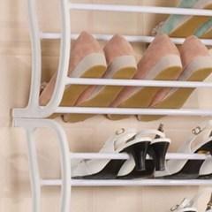 문걸이 신발정리대 12켤레용 1개