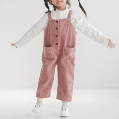 화)골덴 아동 점프수트