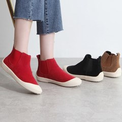 kami et muse Side banding ankle sneakers_KM19w110