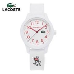 라코스테 LACOSTE 2030003 Keith Haring 여성 실리콘_(1219099)