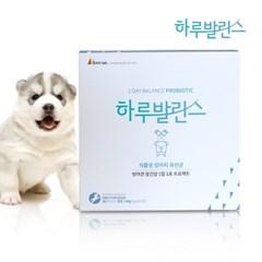 [하루발란스] 강아지 유산균 10p
