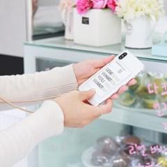 포켓카드 스마트폰 크로스백 핸드폰 목걸이 케이스(crossbag)