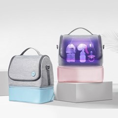아이팜 59S P14 UVC LED 휴대용 젖병소독 보냉가방 살균 젖병소독