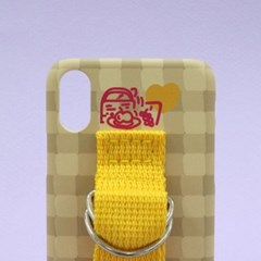 SUN CASE SUNLIGHT BEIGE YELLOW (CHECK)