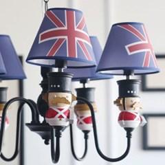 영국 근위병 5등 펜던트(LED전구포함)