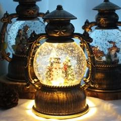 [12/15 2차 예약 발송] [반짝조명] LED 램프 스노우볼 무드등 조명