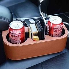 차량용품 차량용 컵홀더 차량용 틈새컵홀더