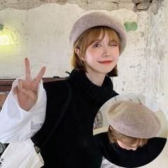 로안 여성 빵모자 화가모자_(2275205)