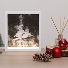 LED 프레임 크리스마스 조명(A,B타입)