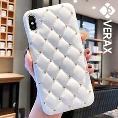 아이폰6S플러스 고급 유광 슬림 가죽 케이스 P343_(2065620)
