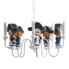 나폴레옹 5등 펜던트(LED전구포함)