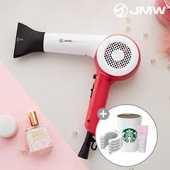 ★JMW MA5001A BLDC항공모터 헤어 드라이기 핑크+드라이기 거치대