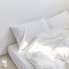 코르 [광목 30수] 베개커버 화이트