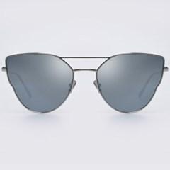 브이선 클래식 명품 평면 선글라스 VSCA4SS1MB / V:SUN / 트리시클로