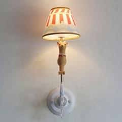 루돌프 1등 벽등(LED전구포함)