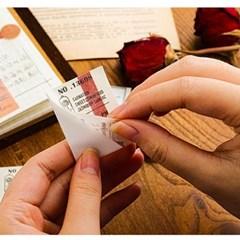 티켓 스티커(3종)