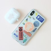 [ 아이폰 11 / 11 Pro ] CBB SC stickerboy1_jelly case