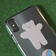 [ 아이폰 11 / 11 Pro ] CBB SC Bear hug_jelly case