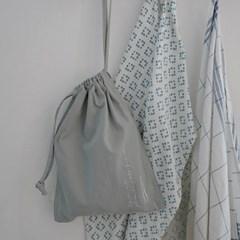 보누르 파우치 - mint gray