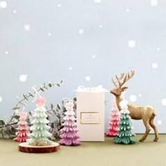 39도부티크 크리스마스 트리 캔들