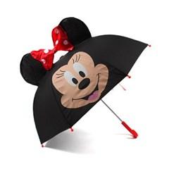 미니마우스 47 입체 스마일 우산