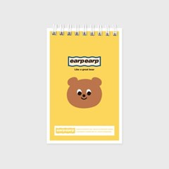Eyes bear(스프링노트)(S)_(1378506)