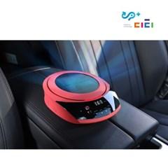 UP+ 디티 에어퓨리 C1 태양열 차량용 공기청정기 국내인증 9개