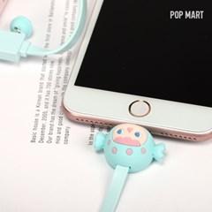 [팝마트코리아 정품 판매처] 푸키-라이트닝 케이블 아이폰용_랜덤