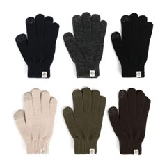 AW BASIC TOUCH GLOVES (ivory)