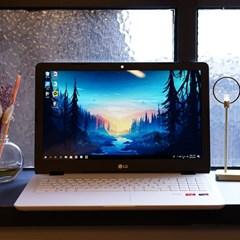 LG전자 울트라PC 15U490-GA76K 라이젠7 윈도우10 탑재 가성비노트북
