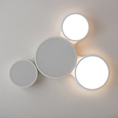 LED 드로우 써클 거실등 90W