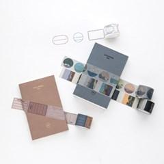 [B급]라이프앤피시스 페이퍼 테이프 30mm (4종)