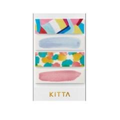 [KITTA] 포켓형 마스킹 테이프_KIT053 팔레트