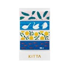 [KITTA] 포켓형 마스킹 테이프_KIT058 경치