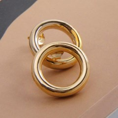 18K GOLD PLATING 네뷸라 실버 925 귀걸이_(2339261)