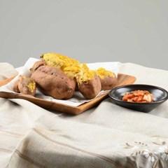 소리팜 호박고구마 3kg 중상
