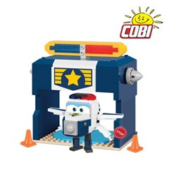 코비 COBI 슈퍼윙스 봉반장과 경찰서 25131_(1623976)