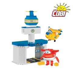 코비 COBI 슈퍼윙스 호기,도니 공항세트 25132_(1623975)