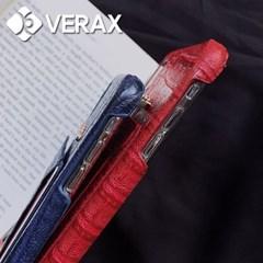아이폰XR 카드 수납 스탠드 컬러 가죽 케이스 P338_(2118966)