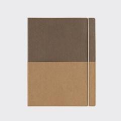 2020년 6공 Half Diary Large (날짜형)