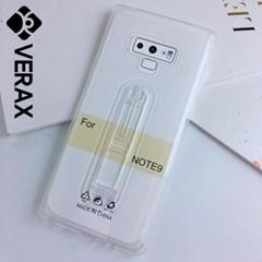 아이폰6 컬러 클리어 스탠드 슬림 젤리 케이스 P380_(2109410)