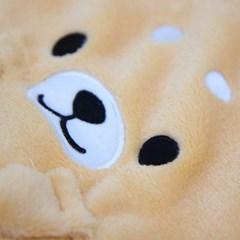 댕댕이 극세사 휴대용 블랭킷 - 3color