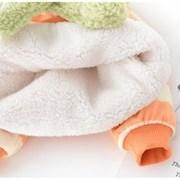 돌핀웨일 단가라워머카라 겨울맨투맨(73~110cm)